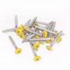 Colored Head Screws (Pack of 100)-26